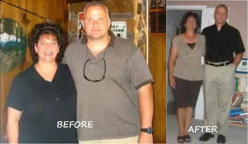 Lose weight to get him back image 6